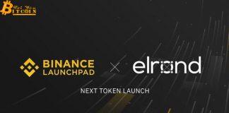 Binance niêm yết Elrond (ERD) IEO, bắt đầu giao dịch với giá x12 lần
