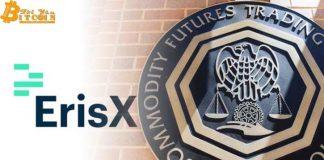 CFTC cấp giấy phép giao dịch phát sinh tiền điện tử cho ErisX
