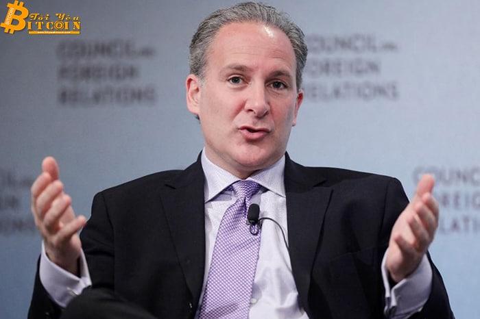 """Peter Schiff: """"Bitcoin đã thất bại trong bài kiểm tra trú ẩn an toàn sau khi giảm 7%"""""""