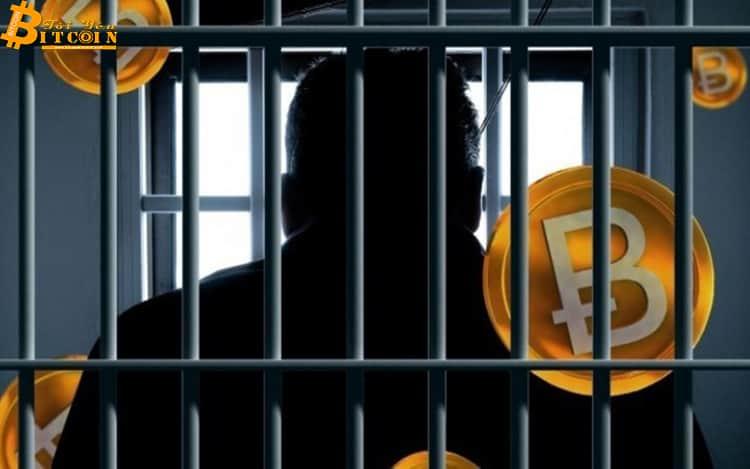 Người đàn ông Mỹ nhận tội rửa tiền 25 triệu USD BTC