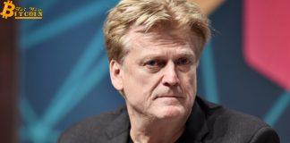 Nhân vật lớn ủng hộ tiền điện tử Patrick Byrne từ chức CEO tại Overstock