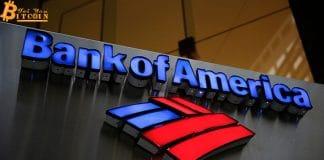 Bank of America xin cấp bằng sáng chế cho ví tiền điện tử