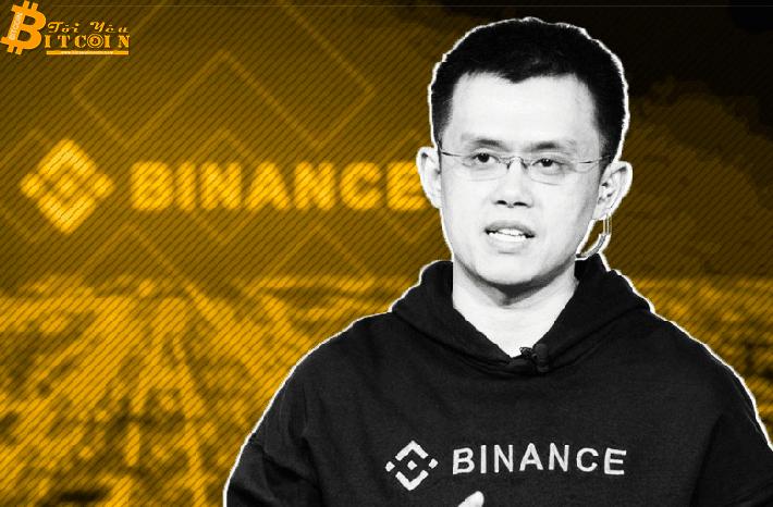 """CEO Binance: """"Hãy tự tát mình nếu đã bán Bitcoin dưới $10.000"""""""