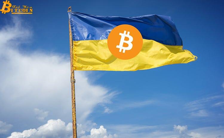 Chính phủ Ukraine có kế hoạch hợp pháp hóa tiền điện tử