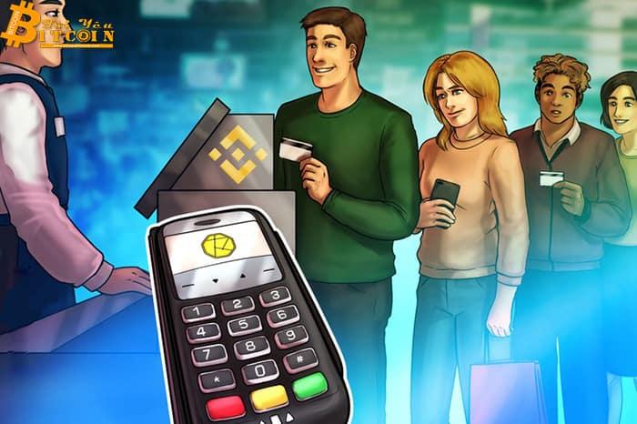 Binance hiện cho phép người dùng mua 5 loại tiền điện tử bằng Thẻ ghi nợ, Thẻ tín dụng
