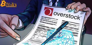 Overstock nộp đơn đăng ký cổ phiếu dựa trên blockchain với SEC