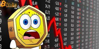 Chỉ số Hashrate của Bitcoin sập mạnh 40% một cách bí ẩn