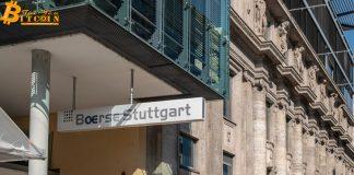 Sàn chứng khoán lớn thứ 2 của Đức ra mắt nền tảng giao dịch Bitcoin