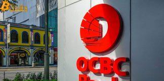 Ngân hàng khổng lồ của Singapore OCBC gia nhập mạng lưới blockchain JPMorgan