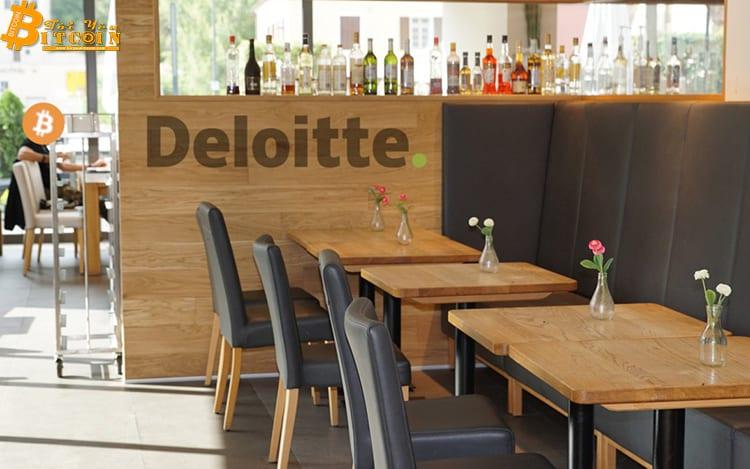 Công ty kiểm toán hàng đầu thế giới Deloitte cho phép nhân viên thanh toán bữa trưa bằng Bitcoin