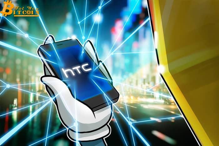 HTC Smartphone tích hợp ví Bitcoin Cash