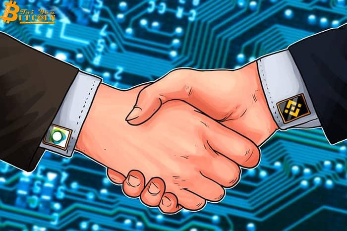 Binance hợp tác với Paxos để ra mắt stablecoin BUSD