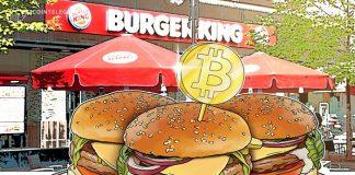 Gã khổng lồ đồ ăn nhanh Burger King chấp nhận thanh toán Bitcoin