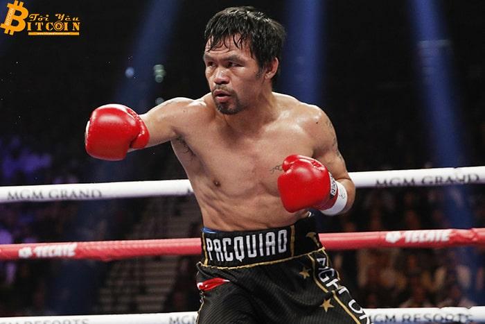 Nhà vô địch quyền anh Philippines Manny Pacquiao phát hành tiền điện tử riêng