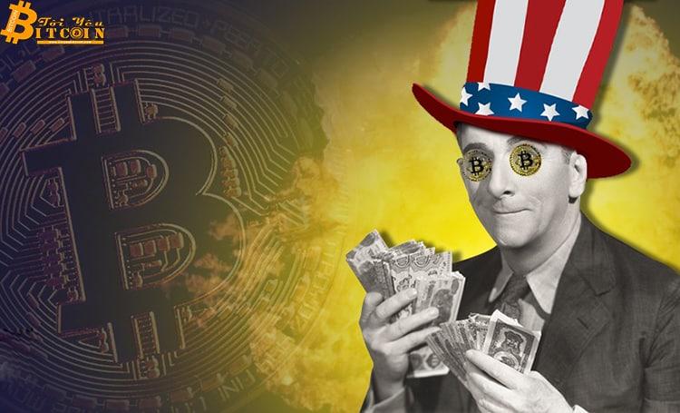 9 năm chơi xổ số không bằng một lần đầu tư Bitcoin?