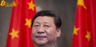 """Số lượng tìm kiếm từ khóa """"blockchain"""" tăng vọt ở Trung Quốc sau tuyên bố của Chủ tịch Tập Cận Bình"""