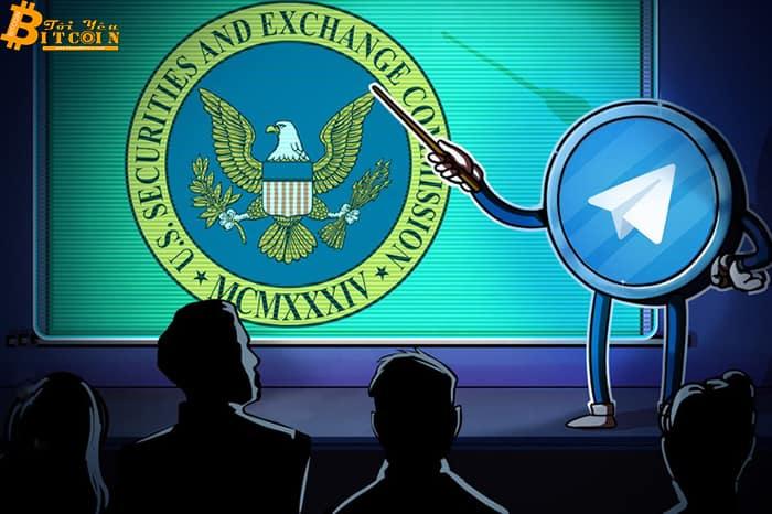 Telegram muốn trì hoãn ngày ra mắt TON trước phiên điều trần với SEC