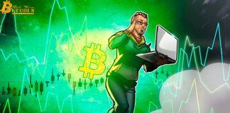 Giá Bitcoin tăng mạnh lên mốc $8.600, thị trường altcoin sôi động trở lại
