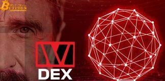 """John McAfee ra mắt sàn giao dịch phi tập trung """"McAfee DEX"""""""