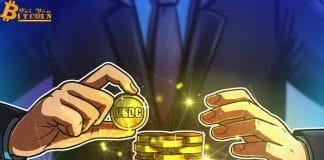 Coinbase trả lãi cho người dùng Mỹ khi nắm giữ stablecoin USDC