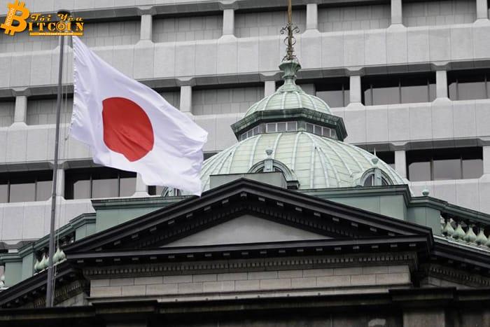 Ngân hàng trung ương Nhật Bản nghiên cứu tiền tệ kỹ thuật số