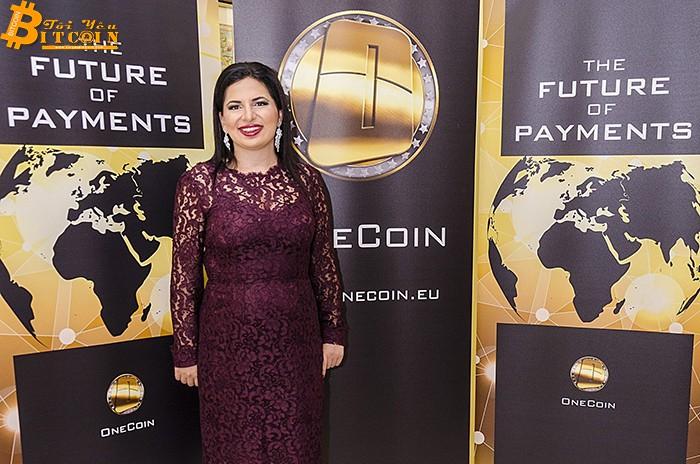 Báo Anh : Bà Trùm Onecoin Ruja Ignatova có thể đã phẩu thuật thay đổi hình dạng và đang sống tại Đức với 3,5 tỷ bảng