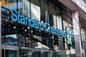 Ngân hàng khổng lồ Standard Chartered gia nhập Enterprise Ethereum Alliance