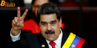 Tổng thống Venezuela Maduro chào mời ví Bitcoin trên truyền hình quốc gia