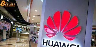 Huawei hợp tác chiến lược với đơn vị nghiên cứu tiền kỹ thuật số của Ngân hàng Trung ương Trung Quốc