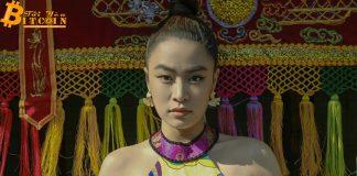 Hình ảnh Bitcoin bất ngờ xuất hiện trong MV 'Duyên Âm' của Hoàng Thùy Linh