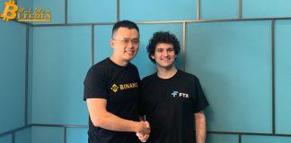 Binance đầu tư hàng chục triệu vào nền tảng phái sinh tiền điện tử FTX