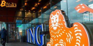 Đại gia ngân hàng ING đang tham gia vào không gian lưu ký tiền điện tử