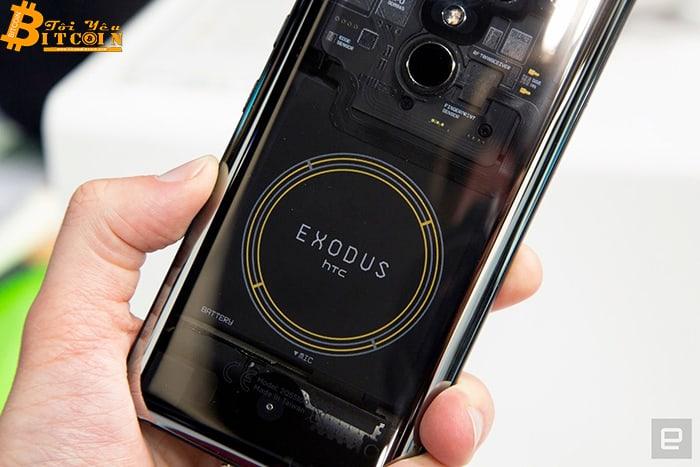 Smartphone phiên bản Binance của HTC sẽ được mở bán vào ngày mai, hỗ trợ thanh toán bằng Bitcoin và BNB