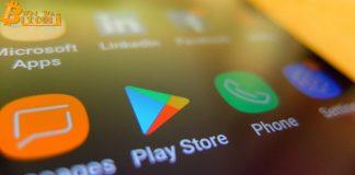 Google Play khôi phục ứng dụng Android của MetaMask