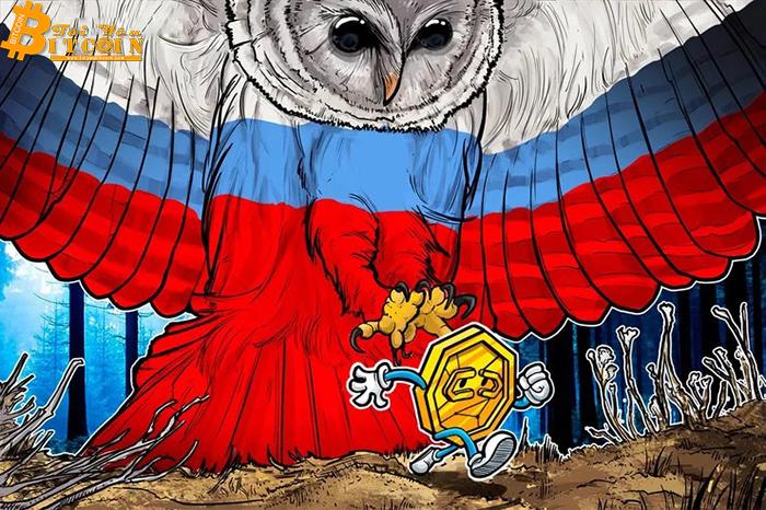 Nga có thể sẽ đóng băng các tài khoản ngân hàng có liên quan đến tiền điện tử
