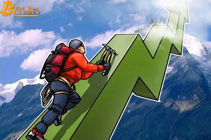 Vốn hóa thị trường tiền điện tử đạt 300 tỷ USD nhưng sự thống trị của Bitcoin giảm 6% so với đầu năm