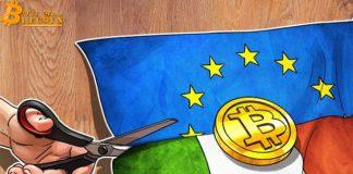 Cơ quan quản lý chứng khoán Ý đóng cửa 8 website giao dịch tiền điện tử và Forex