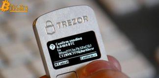 Ví phần cứng (ví lạnh) Trezor có thể bị hack chỉ trong vòng 15 phút