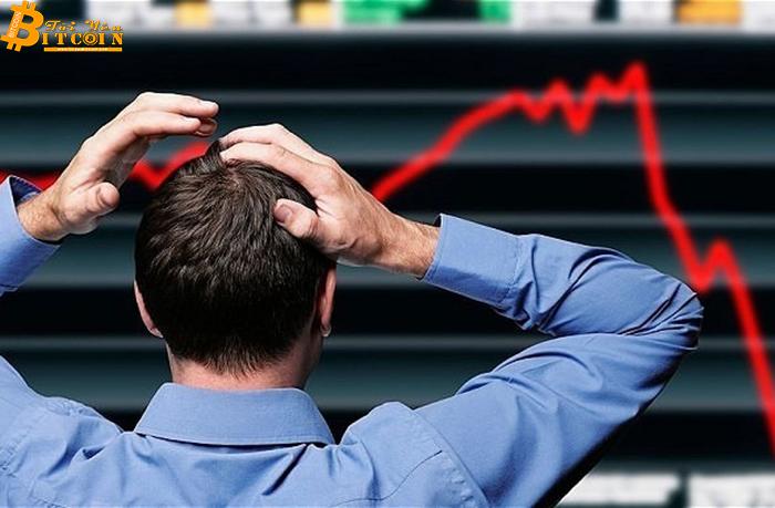 Quỹ phòng hộ tiền điện tử phá sản sau khi giá Bitcoin giảm xuống 3.800 USD
