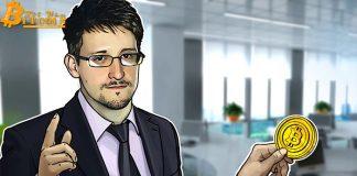 """Edward Snowden: Ngay bây giờ là lúc tôi muốn """"Buy the dip"""" Bitcoin"""