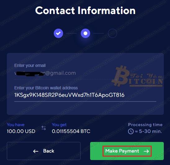 Cach mua Bitcoin trên Switchere. Ảnh 2