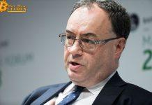 """Thống đốc Ngân hàng Anh: """"Nếu bạn muốn mua Bitcoin, hãy sẵn sàng để mất hết số tiền đó"""""""
