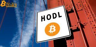 Gần một nửa tổng số Bitcoin đã không dịch chuyển trong 2 năm qua