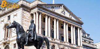 Ngân hàng Anh cảnh báo việc chấp nhận tiền điện tử có thể ảnh hưởng đến việc tạo tín dụng