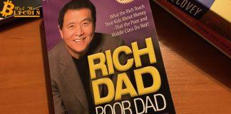 Tác giả 'Cha giàu, Cha nghèo': Hãy mua thêm Bitcoin trước khi mọi người buộc phải giải cứu cho Fed