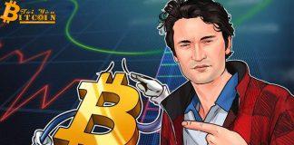 Ông trùm 'thế giới ngầm Silk Road': Giá Bitcoin có thể rớt về $1.200 trước khi tăng trở lại
