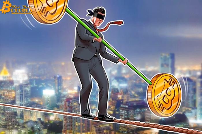 Trader nổi tiếng dự báo giá Bitcoin sẽ tăng lên $8.500 rồi rớt về $3.000 - kịch bản này đang diễn ra