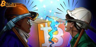 Halving của BCH và BSV sẽ tăng sức mạnh cho các miner Bitcoin
