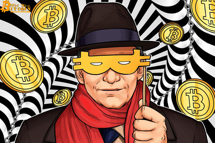 Cha đẻ Bitcoin Satoshi có thể vừa di chuyển 50 BTC lần đầu tiên sau 11 năm