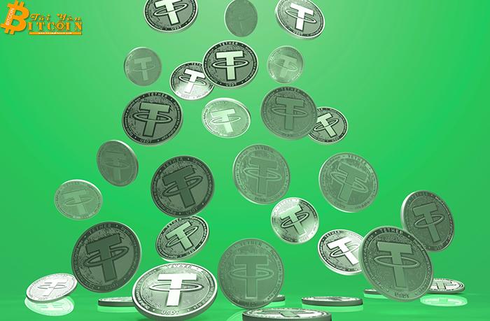 Vốn hóa thị trường của stablecoin vượt mốc 10 tỷ USD khi các trader yêu tích đô la hơn Bitcoin